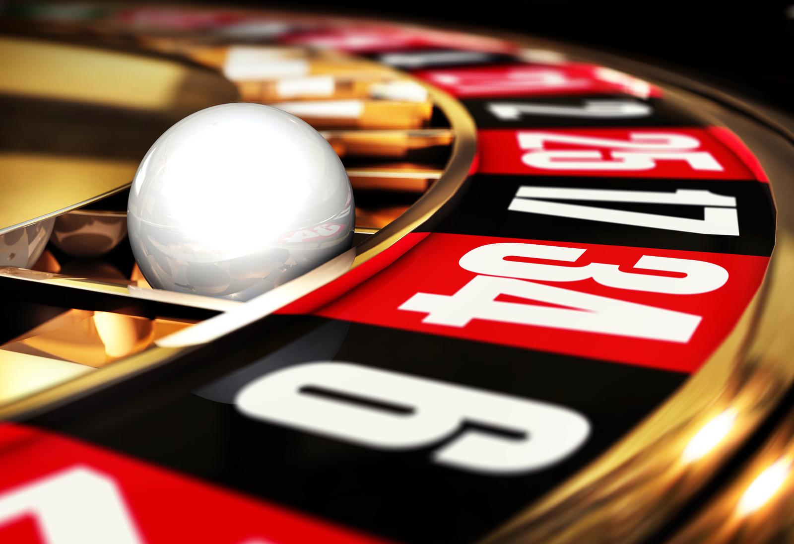gambling house