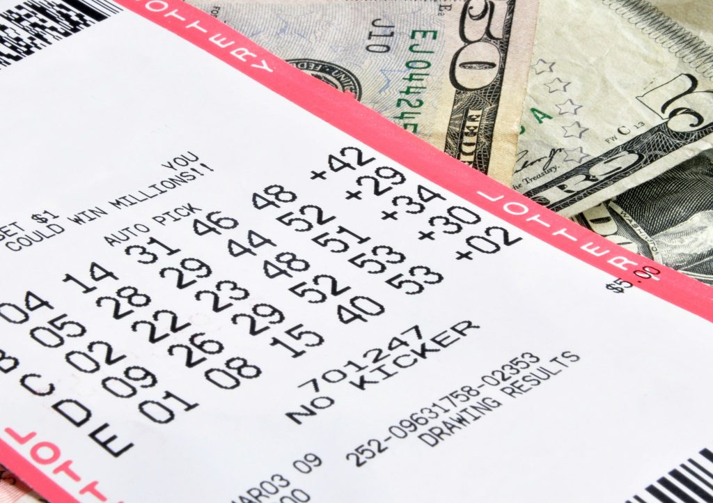lottery processes