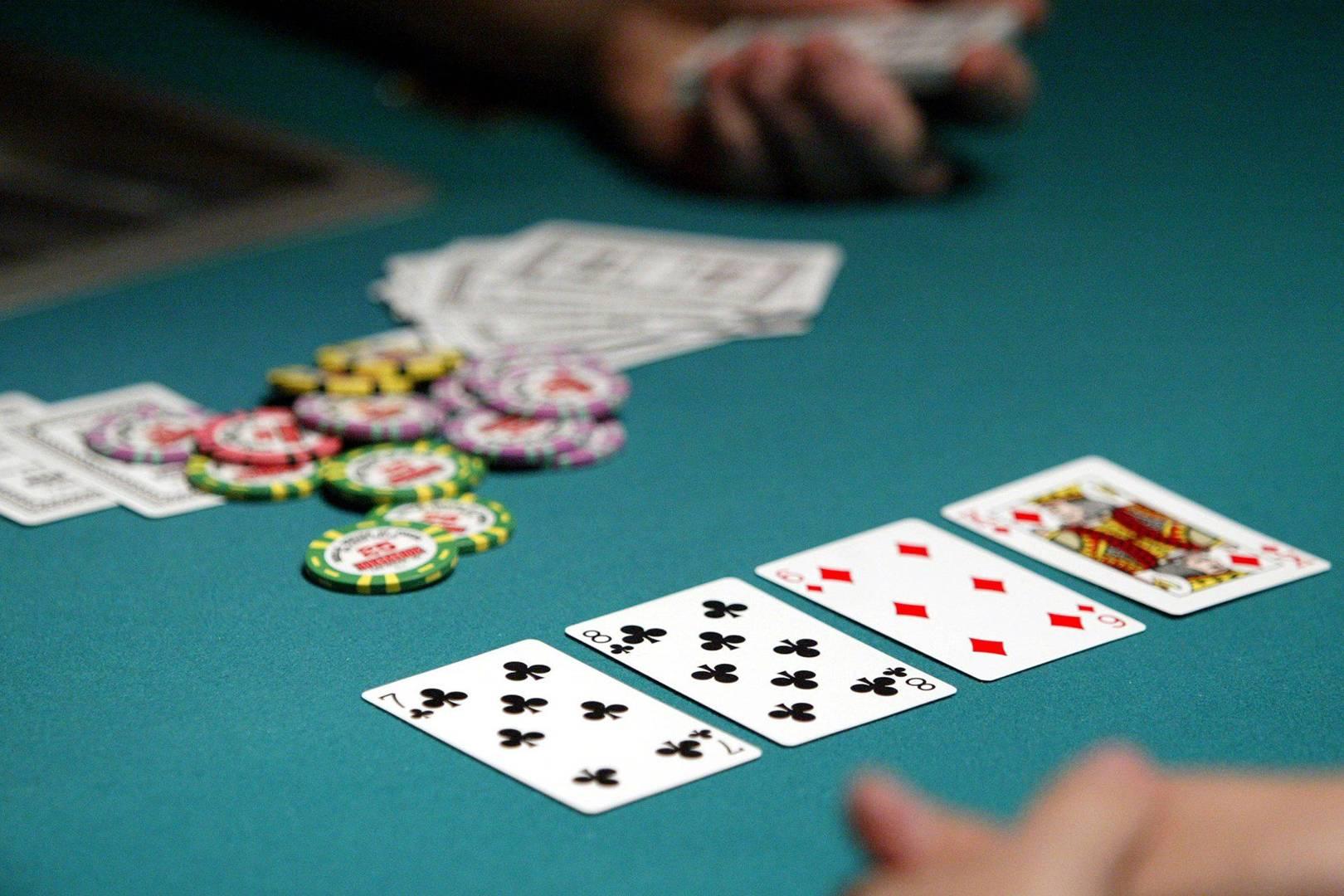 gambling dialogues