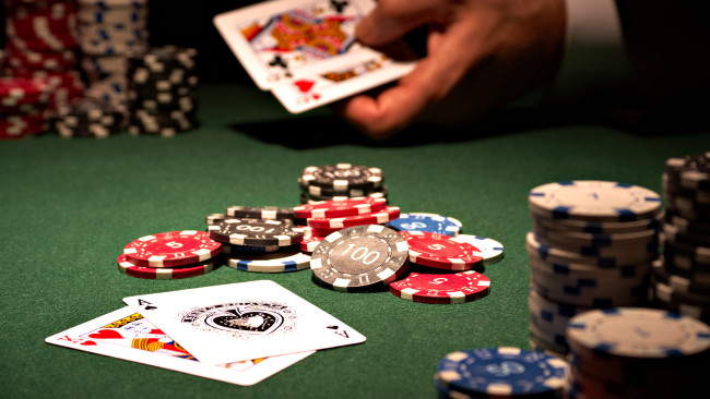 poker gambling websites