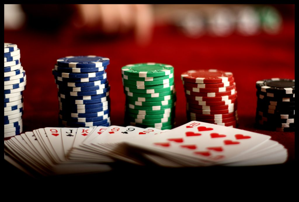 Why Should Be People Love Online Gambling Site Games?